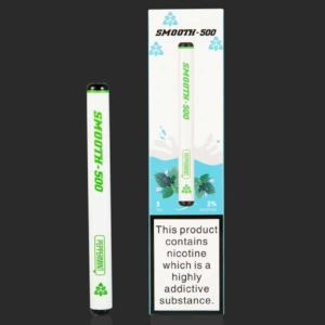 SMOOTH 500 PEPPERMINT DISPOSABLE VAPE PEN