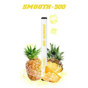 SMOOTH 500 PINEAPPLE DISPOSABLE VAPE PEN