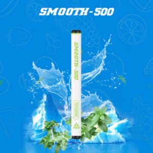 SMOOTH500 Peppermint Disposable Vape (3 Pcs Pack)