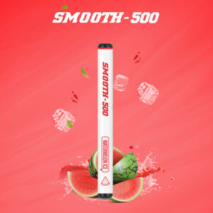 SMOOTH500 – Watermelon ice Disposable Vape (3 Pcs Pack)