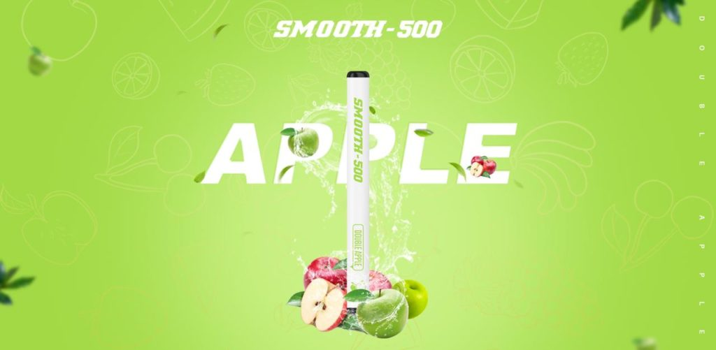Smooth 500 Double Apple
