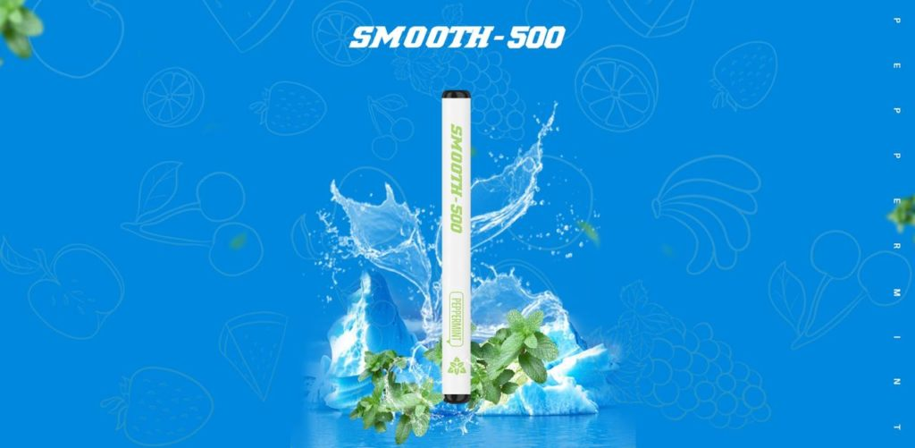 Smooth 500 Peppermint Vape