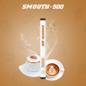 SMOOTH500 – Cappuccino Disposable (3 Pcs Pack)