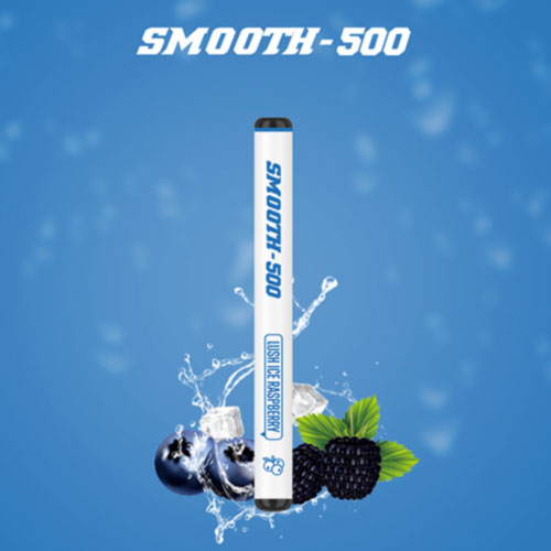 smooth500-Lush-ice-Raspberry-disposable-vape