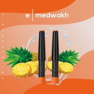 E-Medwakh Replacement Pods – Pineapple ice
