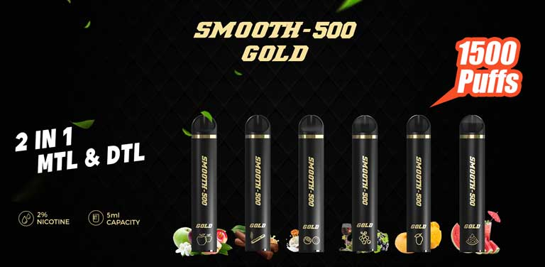 SMOOTH-500 GOLD