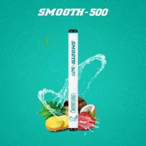 SMOOTH500 – Fruits Bazaar Disposable (3 Pcs Pack)