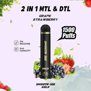Grape-Strawberry-Smooth-1500-Gold